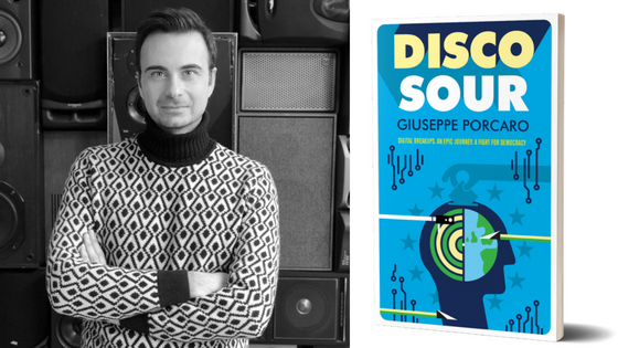 Interview with Giuseppe Porcaro, author of Disco Sour