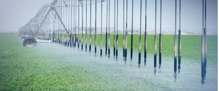 Shift crop production from water-scarce to water-abundant regions