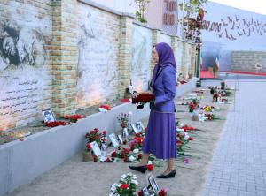 July 13, 2021 - They try to defame the very PMOI, 90% of whose martyrs chose to be hanged for fidelity to the political and ideological policies of the PMOI.