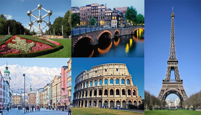 Affordable Europe Vacations