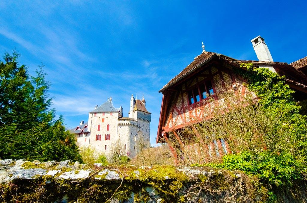 Menton-St-Bernard Castle
