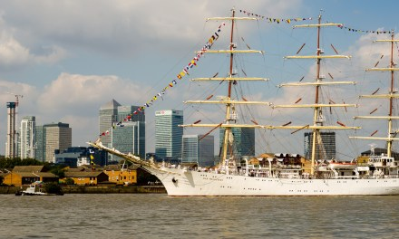 Photo: London Tall Ships Festival