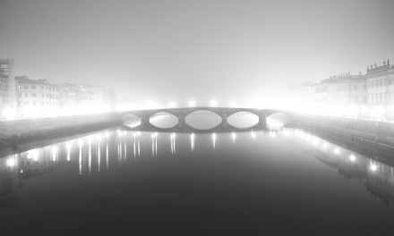 Florence In Monochrome