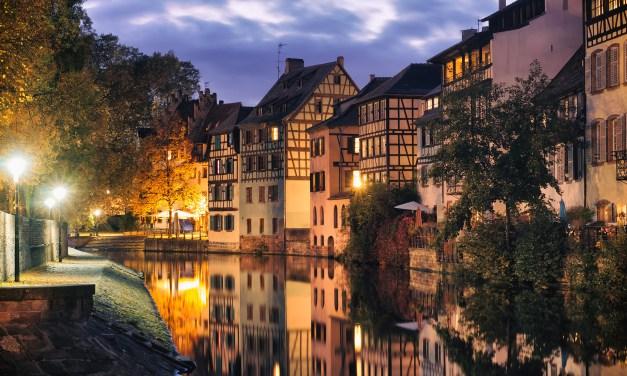 Autumn In Strasbourg