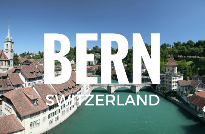 Bern - Top 10 best cities to work in