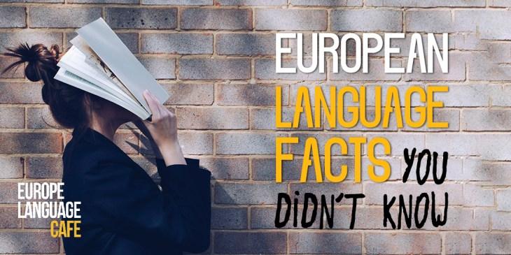 european language facts