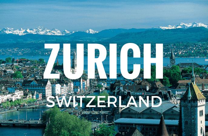 Zurich - Top 10 best cities to work in