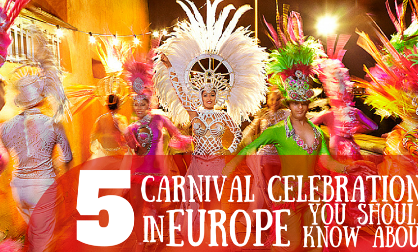 5 examples of Europe's best Carnivals