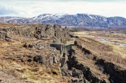 The Wildling lands and camps were filmed here in the Dimmuborgir region (thesun.co.uk)