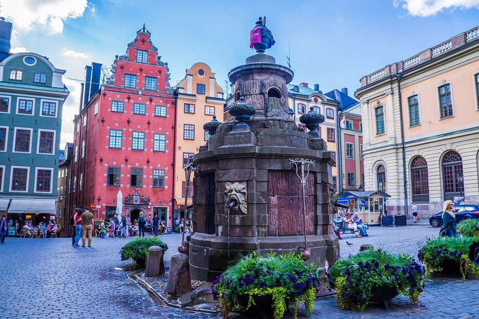 Stockholm is one of the best summer destination