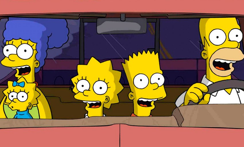 10 times The Simpsons predicted your travels