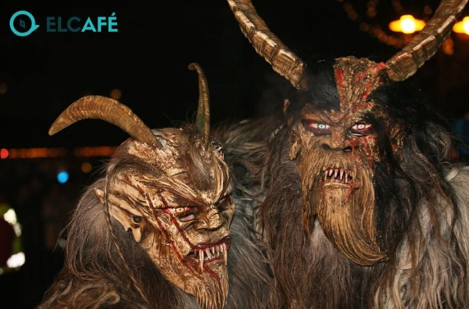 8 European Christmas Creatures That Will Give You Nightmares