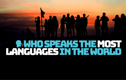 Who speaks the most languages in the world