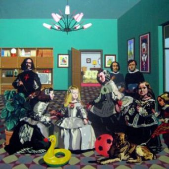 top 5 funniest Spanish paintings to giggle about