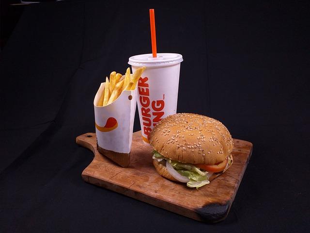 April Fool's Burger King