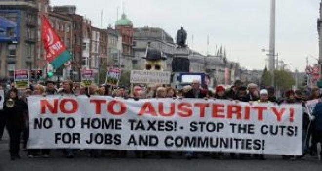 IrelandAnti-AusterityProtest