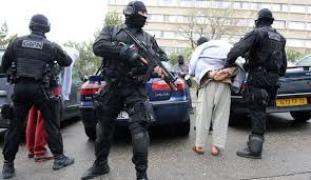 Frenchmilitarizedpolice