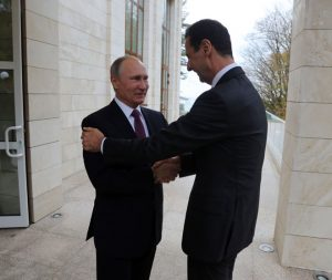 President-al-Assad-summit-meeting-President-Putin-Sochi-4