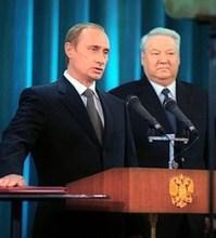 Această imagine are atributul alt gol; numele fișierului este PutinYeltsin1999.jpg