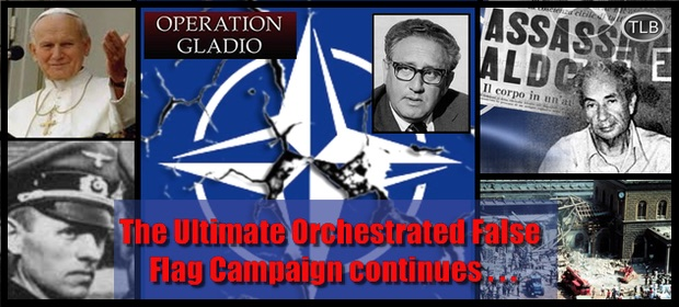 Operation Gladio: The Trademark False-flag Psyop | Europe Reloaded