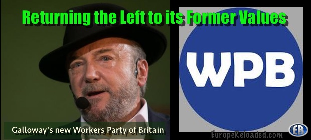 Image result for george galloway british workers party