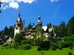Peles castle tour Romania Bulgaria