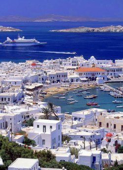 4 Day Iconic Aegean Greek Islands with Turkey