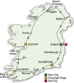 An Irish Adventure