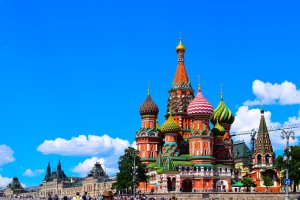 Moscow to St Petersburg