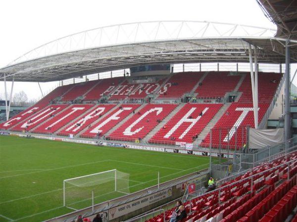 stadion galgenwaard stadion in utrecht