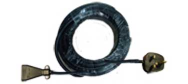 WE-107-50FT, 50 ft UK Power Cord