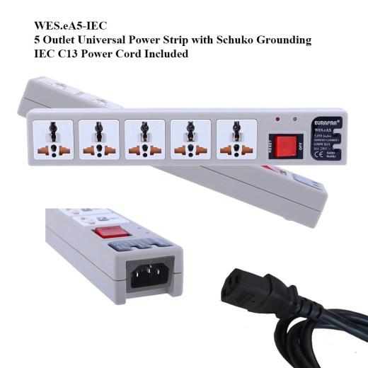 WES eA5 IEC