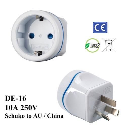 DE-16 blue