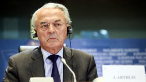 Jean Arthius. PHOTO: © European Union 2014