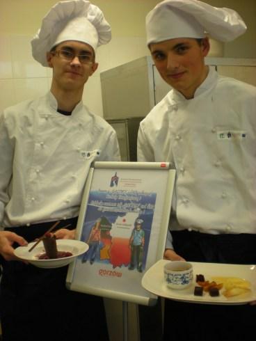 Kuchnia Transgraniczna fot. zespó êszkóê gastronomicznych gorzów wlkp