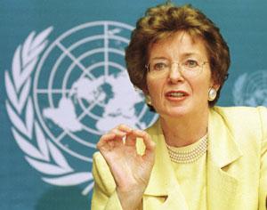 Mary Robinson - ONU