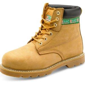 "6"" Honey Safety Boot"