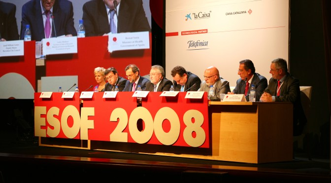 ESOF 2008: Science for a Better Life