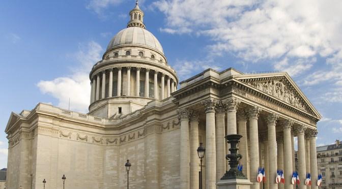 The city of light illuminates France's brightest minds