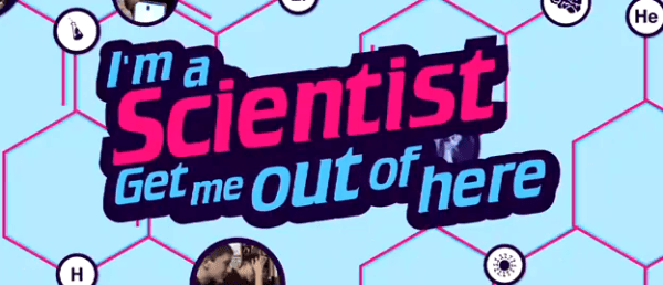 I'm a scientist, not a freaky nerd