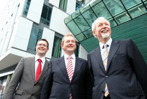 World class facilities plus coffee fosters enterprise in Ireland