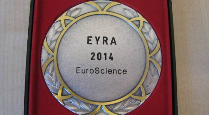 The European Young Researchers' Award