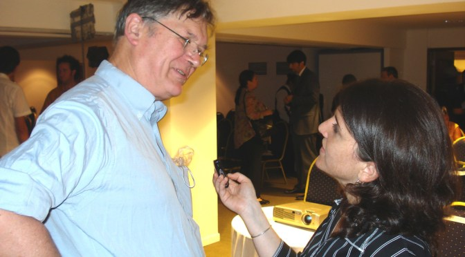 Be ready for the glass house treatment: Tim Hunt's lessons