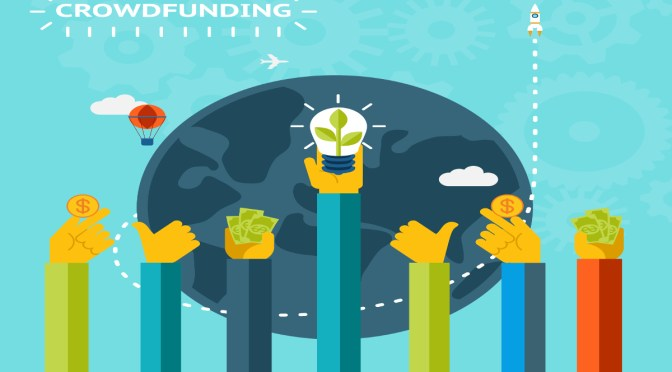 The brave new worlds of crowdfunding science