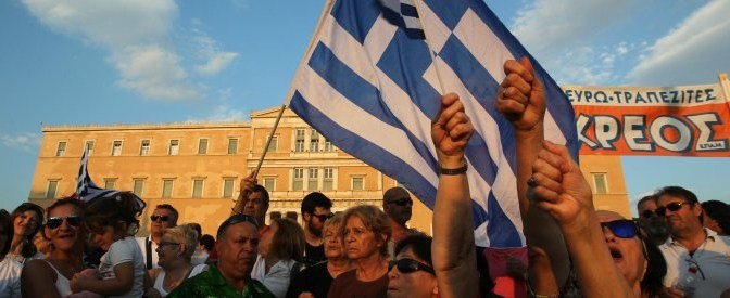 Greece: the disappearance of ethics and the brain drain