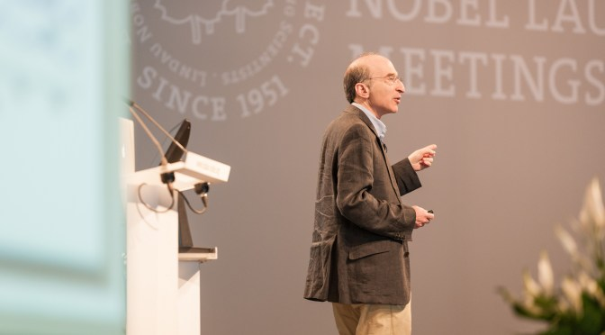 Lindau Nobel Laureate Meeting