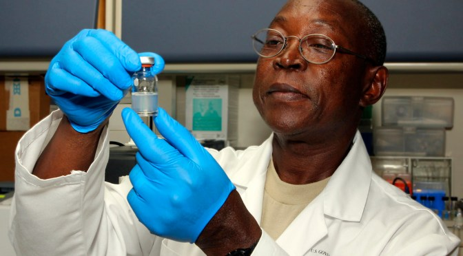 Microemulsion could allow vaccine to be stockpiled long-term