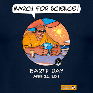 Less than one month to reach Earth Day