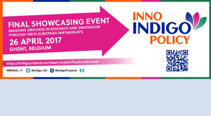 Inno Indigo - Indigo Policy final showcasing event