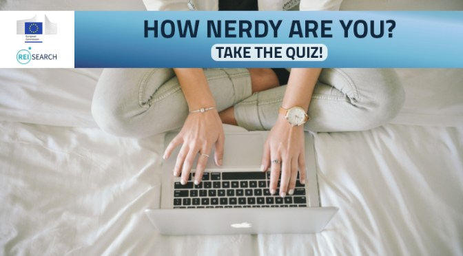 iNerd: How nerdy are you? How nerdy is Europe?